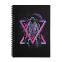 Astronomical - spiral-notebook - small view