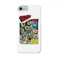 Space-Time!, Across Space-Time, Issue 1, Vol. 5 - perfect-fit-phone-case - small view