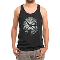 Time Fades - mens-triblend-tank - small view