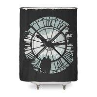 Time Fades - shower-curtain - small view