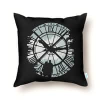 Time Fades - throw-pillow - small view