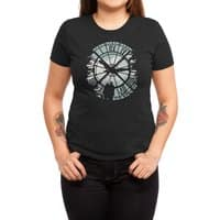 Time Fades - womens-triblend-tee - small view