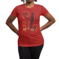 Cat Shirt - womens-regular-tee - small view