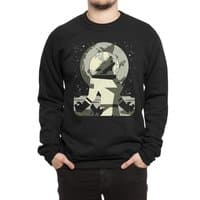 Werewolf in the Moon - crew-sweatshirt - small view