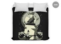 Werewolf in the Moon - duvet-cover - small view