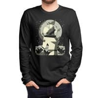 Werewolf in the Moon - mens-long-sleeve-tee - small view