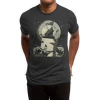 Werewolf in the Moon - mens-triblend-tee - small view