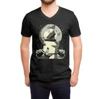 Werewolf in the Moon - vneck - small view