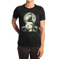 Werewolf in the Moon - womens-extra-soft-tee - small view