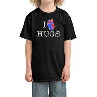 I Love Hugs - kids-tee - small view