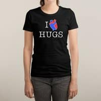 I Love Hugs - small view