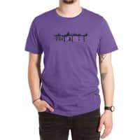 Technology Ruins Nature - mens-extra-soft-tee - small view