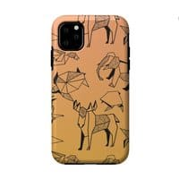 Paper Zoo - double-duty-phone-case - small view
