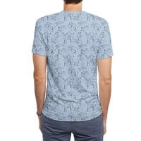 Paper Zoo - mens-sublimated-triblend-tee - small view