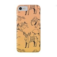 Paper Zoo - perfect-fit-phone-case - small view