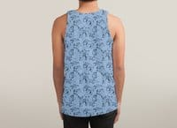 Paper Zoo - sublimated-tank - small view