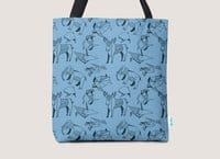 Paper Zoo - tote-bag - small view