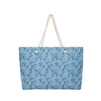 Paper Zoo - weekender-tote - small view