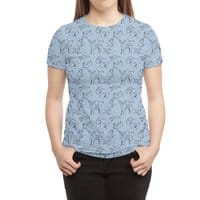 Paper Zoo - womens-sublimated-triblend-tee - small view