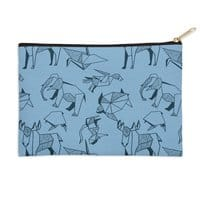 Paper Zoo - zip-pouch - small view