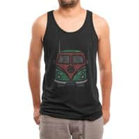 Slave Two - mens-triblend-tank - small view