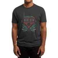 Slave Two - mens-triblend-tee - small view