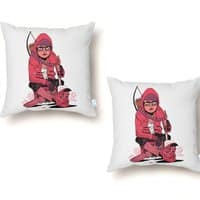 ZOMBIE SURVIVALIST - throw-pillow - small view