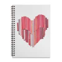 51 Love Stories - spiral-notebook - small view