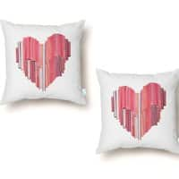 51 Love Stories - throw-pillow - small view