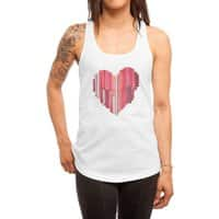 51 Love Stories - womens-racerback-tank - small view