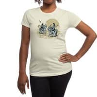 Ma Lil' Outlaws - womens-regular-tee - small view
