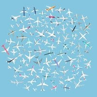 104 Airplanes - small view