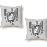 Z-Day - throw-pillow - small view