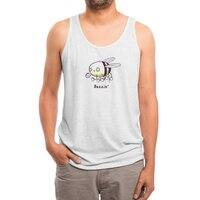 Buzzin' - mens-triblend-tank - small view