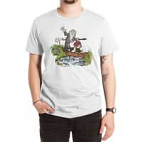 Halfling and Wizard - mens-extra-soft-tee - small view