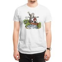 Halfling and Wizard - mens-regular-tee - small view