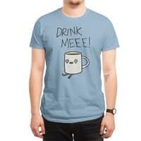 Drink Me Coffee - mens-regular-tee - small view