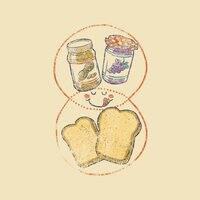 The Venn of PB&J - small view