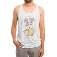 The Venn of PB&J - mens-triblend-tank - small view