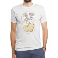 The Venn of PB&J - mens-triblend-tee - small view