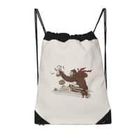 Big Trouble in Little Japan - drawstring-bag - small view