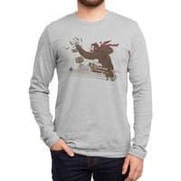 Big Trouble in Little Japan - mens-long-sleeve-tee - small view