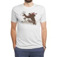 Big Trouble in Little Japan - mens-triblend-tee - small view