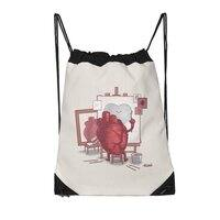 Self Portrait - drawstring-bag - small view