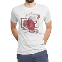 Self Portrait - mens-triblend-tee - small view