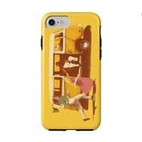 Sunshine - double-duty-phone-case - small view