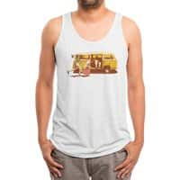 Sunshine - mens-triblend-tank - small view