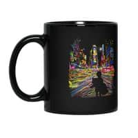 The City That Never Sleeps - black-mug - small view