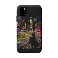 The City That Never Sleeps - double-duty-phone-case - small view
