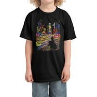 The City That Never Sleeps - kids-tee - small view